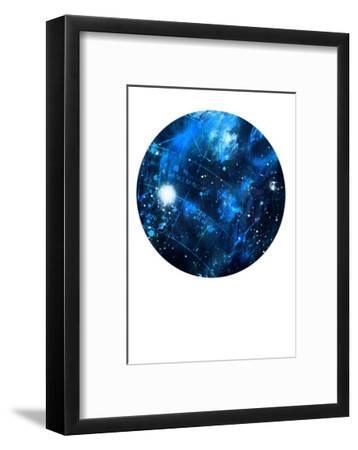 Interstellar Sphere 2-Katie Todaro-Framed Premium Giclee Print