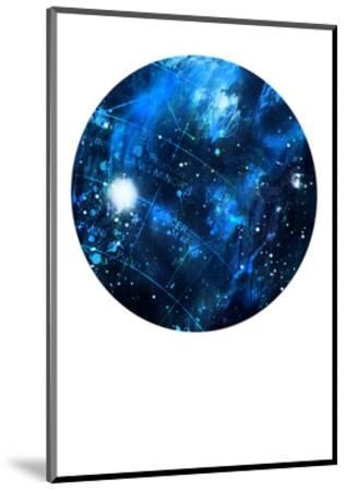 Interstellar Sphere 2-Katie Todaro-Mounted Premium Giclee Print