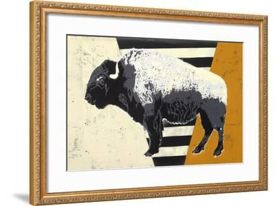 Bison-Urban Soule-Framed Premium Giclee Print