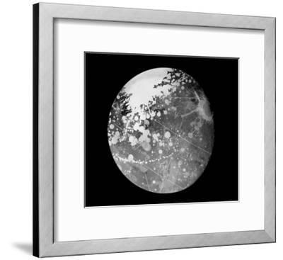Abstract Moon Phase 7-THE Studio-Framed Premium Giclee Print