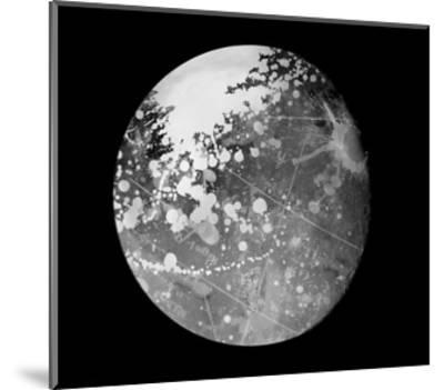 Abstract Moon Phase 7-THE Studio-Mounted Premium Giclee Print