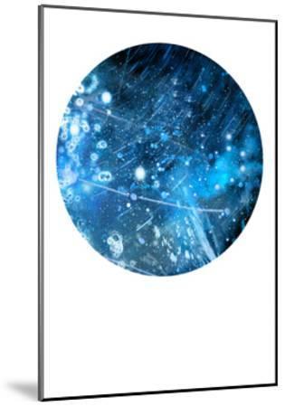 Interstellar Sphere 6-Katie Todaro-Mounted Premium Giclee Print