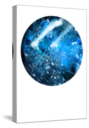 Interstellar Sphere 1-Katie Todaro-Stretched Canvas Print