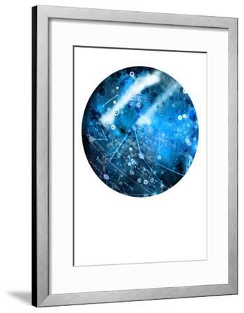Interstellar Sphere 1-Katie Todaro-Framed Premium Giclee Print
