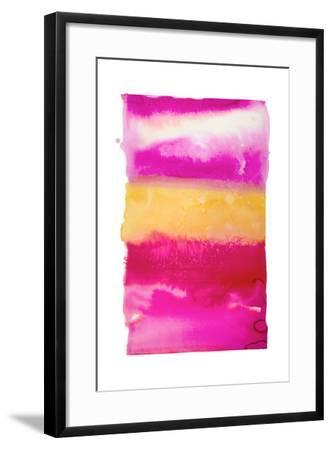 Watercolor Wash 7-Natasha Marie-Framed Premium Giclee Print