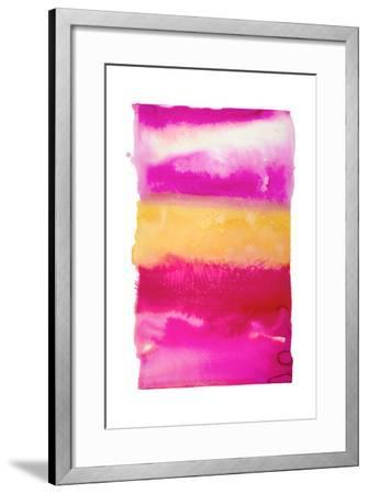 Watercolor Wash 7-Natasha Marie-Framed Premium Giclee Print