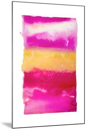 Watercolor Wash 7-Natasha Marie-Mounted Premium Giclee Print