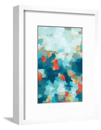 Coastal Song II-Jeni Lee-Framed Art Print