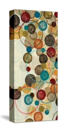 Calypso Panel III-Jeni Lee-Stretched Canvas Print