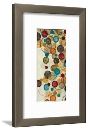 Calypso Panel III-Jeni Lee-Framed Art Print