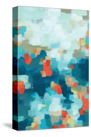 Coastal Song II-Jeni Lee-Stretched Canvas Print