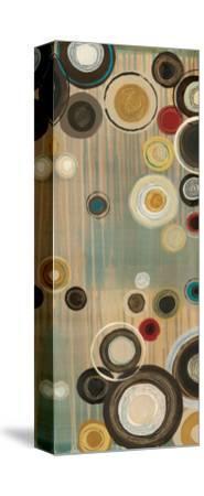 Carousel Panel V-Jeni Lee-Stretched Canvas Print