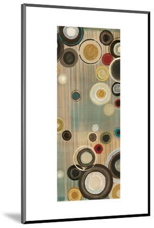 Carousel Panel V-Jeni Lee-Mounted Art Print