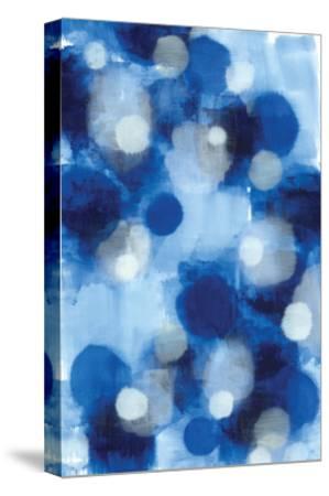 Indigo Moon I-Jeni Lee-Stretched Canvas Print