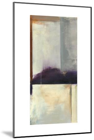 Hues of Purple II-Jeni Lee-Mounted Art Print