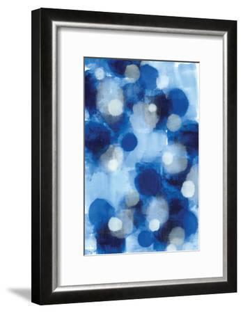 Indigo Moon I-Jeni Lee-Framed Art Print