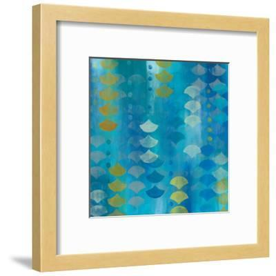 Ocean Echo I-Jeni Lee-Framed Art Print