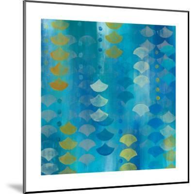 Ocean Echo I-Jeni Lee-Mounted Art Print
