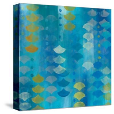 Ocean Echo I-Jeni Lee-Stretched Canvas Print