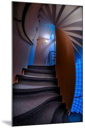 de Conde Stairwell-Steven Maxx-Mounted Photographic Print