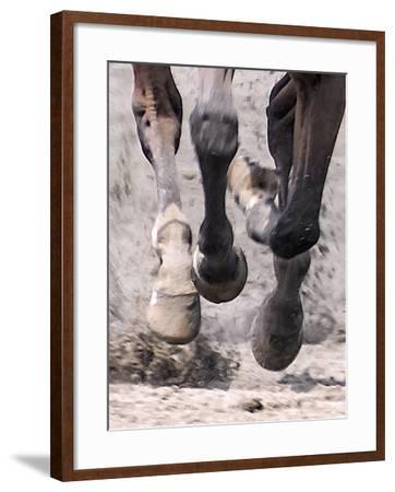 Horsepower #1-Steven Maxx-Framed Photographic Print