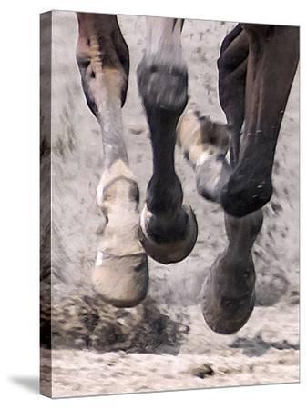 Horsepower #1-Steven Maxx-Stretched Canvas Print