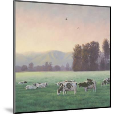 Farm Life V-James Wiens-Mounted Art Print