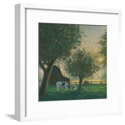 Farm Life IV-James Wiens-Framed Art Print