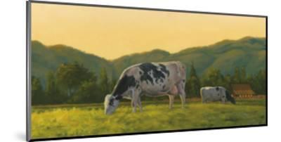Farm Life III-James Wiens-Mounted Art Print