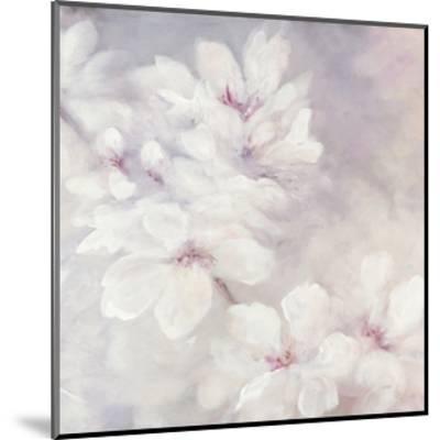 Cherry Blossoms Square-Julia Purinton-Mounted Art Print