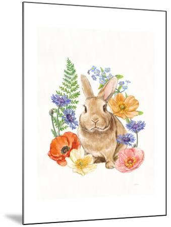 Sunny Bunny II FB-Mary Urban-Mounted Art Print