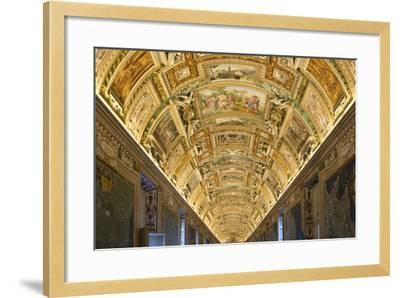Dolce Vita Rome Collection - Hall of Mirrors III-Philippe Hugonnard-Framed Photographic Print