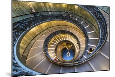 Dolce Vita Rome Collection - Spiral Staircase IV-Philippe Hugonnard-Mounted Photographic Print