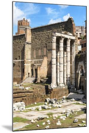 Dolce Vita Rome Collection - Antique Ruins Rome IV-Philippe Hugonnard-Mounted Photographic Print