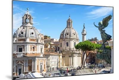Dolce Vita Rome Collection - The City of the Italian Angels-Philippe Hugonnard-Mounted Photographic Print