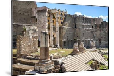 Dolce Vita Rome Collection - Rome Columns III-Philippe Hugonnard-Mounted Photographic Print