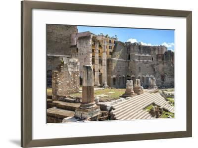 Dolce Vita Rome Collection - Rome Columns III-Philippe Hugonnard-Framed Photographic Print