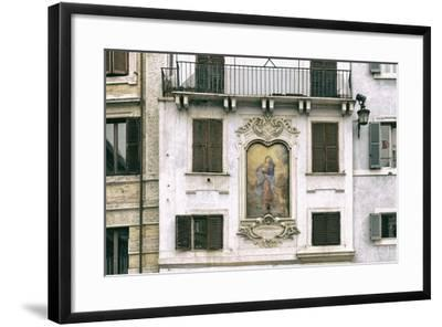 Dolce Vita Rome Collection - Architecture Rome V-Philippe Hugonnard-Framed Photographic Print