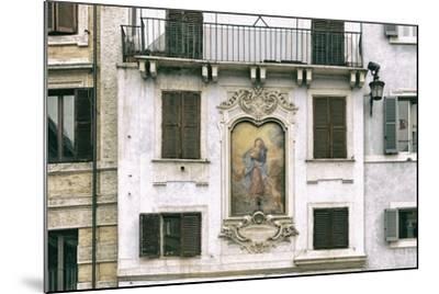 Dolce Vita Rome Collection - Architecture Rome V-Philippe Hugonnard-Mounted Photographic Print