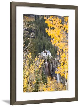 Telluride, Colorado-Justin Bailie-Framed Photographic Print