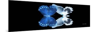 Miss Butterfly Duo Memhowqua Pan - X-Ray Black Edition II-Philippe Hugonnard-Mounted Photographic Print