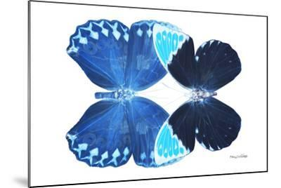 Miss Butterfly Duo Heboformo - X-Ray White Edition-Philippe Hugonnard-Mounted Photographic Print