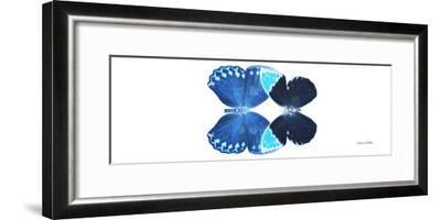 Miss Butterfly Duo Heboformo Pan - X-Ray White Edition-Philippe Hugonnard-Framed Photographic Print