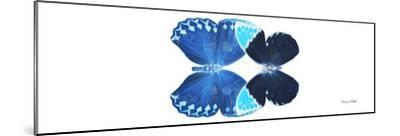 Miss Butterfly Duo Heboformo Pan - X-Ray White Edition-Philippe Hugonnard-Mounted Photographic Print