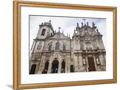 Porto, Portugal-Louis Arevalo-Framed Photographic Print