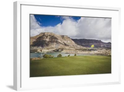 Millsite Golf Course, Ferron, Utah-Louis Arevalo-Framed Photographic Print