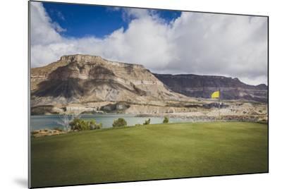 Millsite Golf Course, Ferron, Utah-Louis Arevalo-Mounted Photographic Print