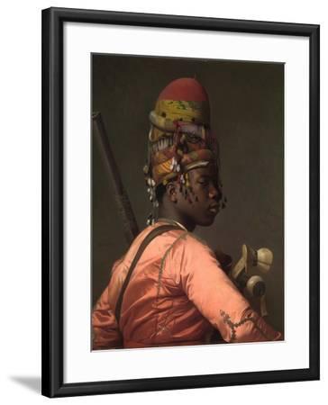 Bashi-Bazouk, 1868-69-Jean Leon Gerome-Framed Giclee Print