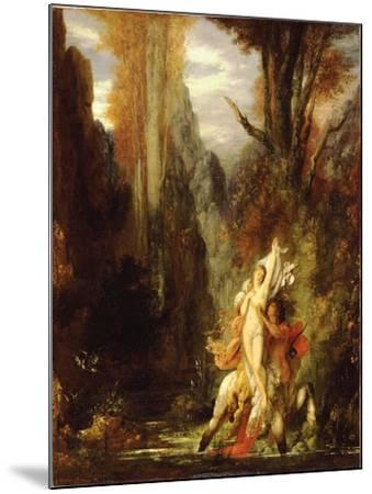 Dejanira (Autumn), c.1872-3-Gustave Moreau-Mounted Giclee Print