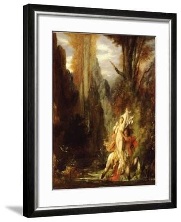 Dejanira (Autumn), c.1872-3-Gustave Moreau-Framed Giclee Print